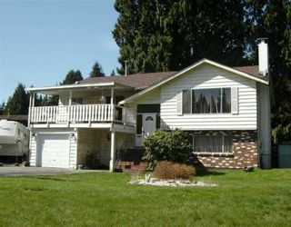 "Photo 1: 1047 MAYWOOD AV in Port Coquiltam: Lincoln Park PQ House for sale in ""LINCOLN PARK"" (Port Coquitlam)  : MLS®# V583673"