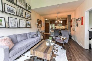 """Photo 4: 403 201 MORRISSEY Road in Port Moody: Port Moody Centre Condo for sale in """"SUTER BROOK"""" : MLS®# R2305965"""
