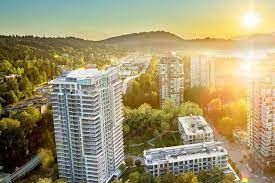 Main Photo: 1309 300 Morrissey Road in Port Moody: Port Moody Centre Condo for sale