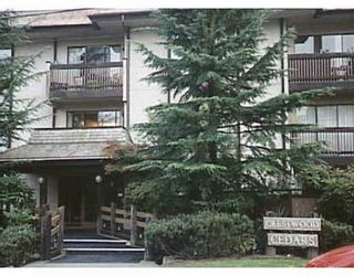 """Photo 1: 103 330 CEDAR Street in New_Westminster: Sapperton Condo for sale in """"CRESTWOOD CEDARS"""" (New Westminster)  : MLS®# V773879"""