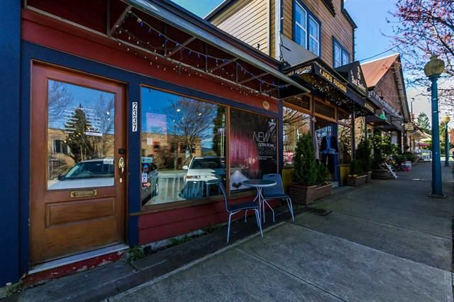 Main Photo: 2337 Clarke Street in : Port Moody Centre Retail for lease (Port Moody)