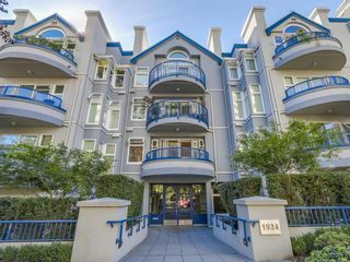 """Photo 1: 207 1924 COMOX Street in Vancouver: West End VW Condo for sale in """"WINDGATE BY THE PARK"""" (Vancouver West)  : MLS®# R2109767"""
