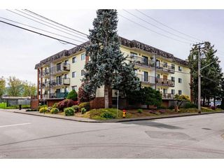 """Photo 2: 105 9417 NOWELL Street in Chilliwack: Chilliwack N Yale-Well Condo for sale in """"THE AMBASSADOR"""" : MLS®# R2575032"""