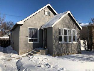 Photo 1: 263 Belmont Avenue in Winnipeg: West Kildonan Residential for sale (4D)  : MLS®# 1804979