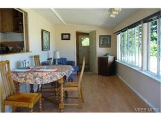 Photo 7:  in SAANICHTON: CS Hawthorne Manufactured Home for sale (Central Saanich)  : MLS®# 440006