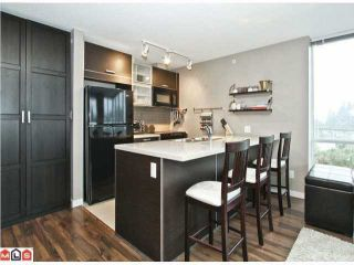 """Photo 5: # 507 9981 WHALLEY BV in Surrey: Whalley Condo for sale in """"Park Place Two"""" (North Surrey)  : MLS®# F1225445"""