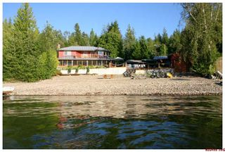 Photo 1: 6017 Eagle Bay Road in Eagle Bay: Waterfront Residential Detached for sale : MLS®# SOLD