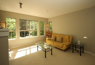 """Photo 3: 302 2966 SILVER SPRINGS BLV Boulevard in Coquitlam: Westwood Plateau Condo for sale in """"TAMARISK"""" : MLS®# R2171293"""