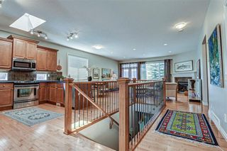 Photo 5: 7 ELYSIAN Crescent SW in Calgary: Springbank Hill Semi Detached for sale : MLS®# A1104538