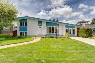 Main Photo: 173 Rosery Drive NW in Calgary: Rosemont Detached for sale : MLS®# A1113998