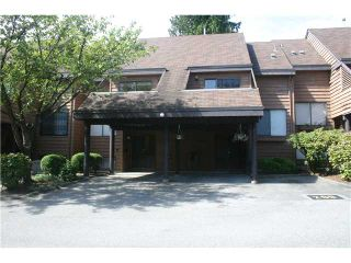 "Photo 1: 207 CORNELL Way in Port Moody: College Park PM Townhouse for sale in ""EASTHILL"" : MLS®# V847357"