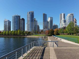 """Photo 1: 3E 199 DRAKE Street in Vancouver: Yaletown Condo for sale in """"CONCORDIA 1"""" (Vancouver West)  : MLS®# R2590785"""