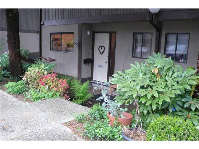Main Photo: 1079 LILLOOET Road in North Vancouver: Lynnmour Townhouse for sale : MLS®# V946764