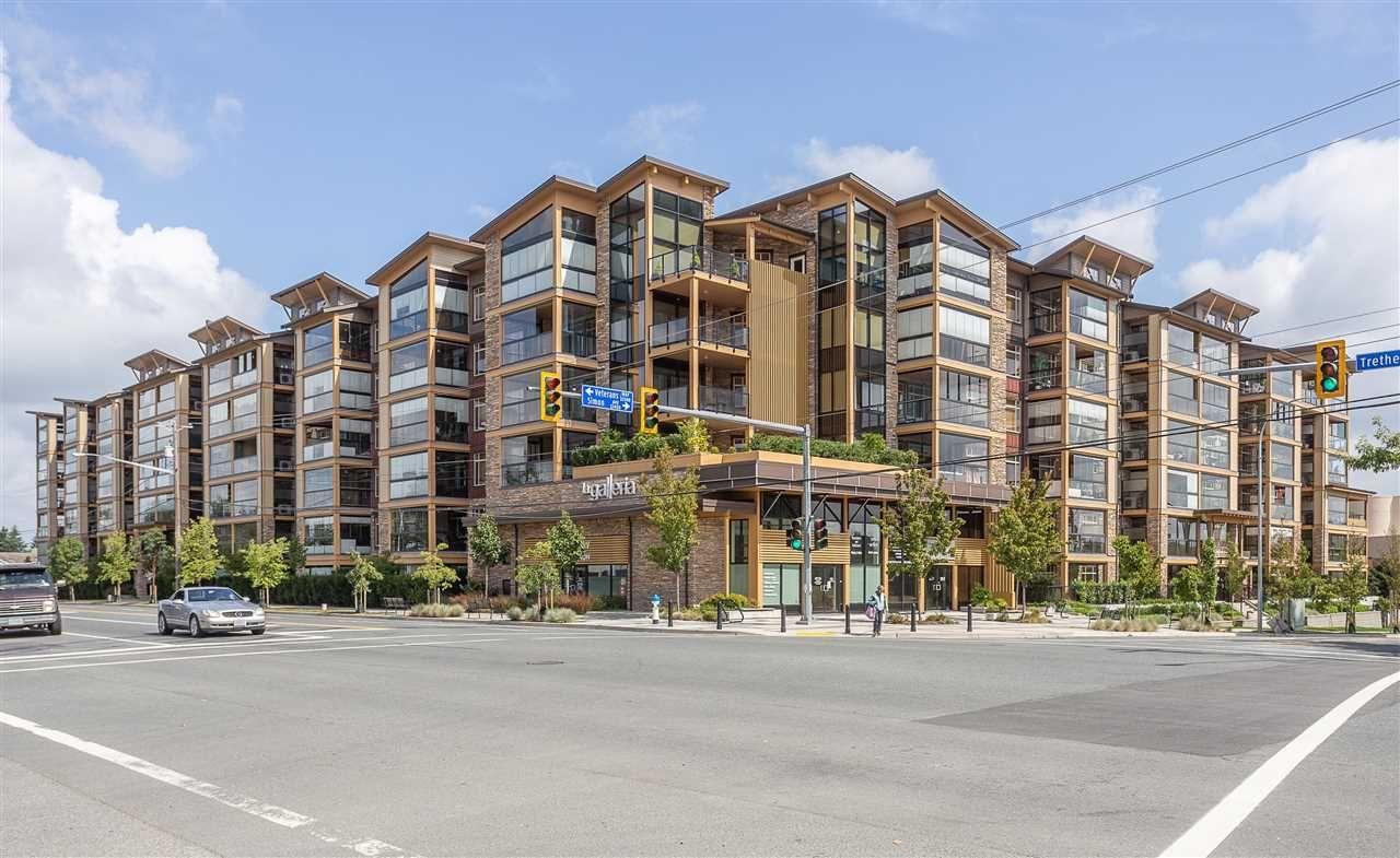 Main Photo: 301 2860 TRETHEWEY Street in Abbotsford: Abbotsford West Condo for sale : MLS®# R2540777