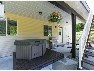 """Photo 18: 27111 122ND Avenue in Maple Ridge: Northeast House for sale in """"ROTHSAY HEIGHTS"""" : MLS®# V1067734"""
