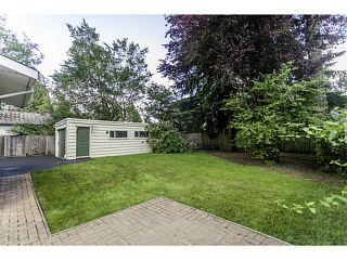 Photo 20: 890 EILDON ST in Port Moody: Glenayre House for sale : MLS®# V1066896