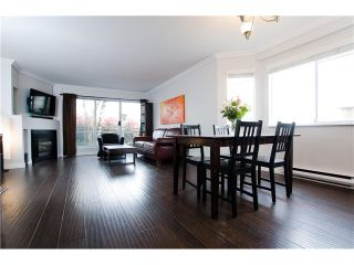 "Photo 5: 1298 W 6TH Avenue in Vancouver: Fairview VW Townhouse for sale in ""Vanderlee Court"" (Vancouver West)  : MLS®# V1130216"