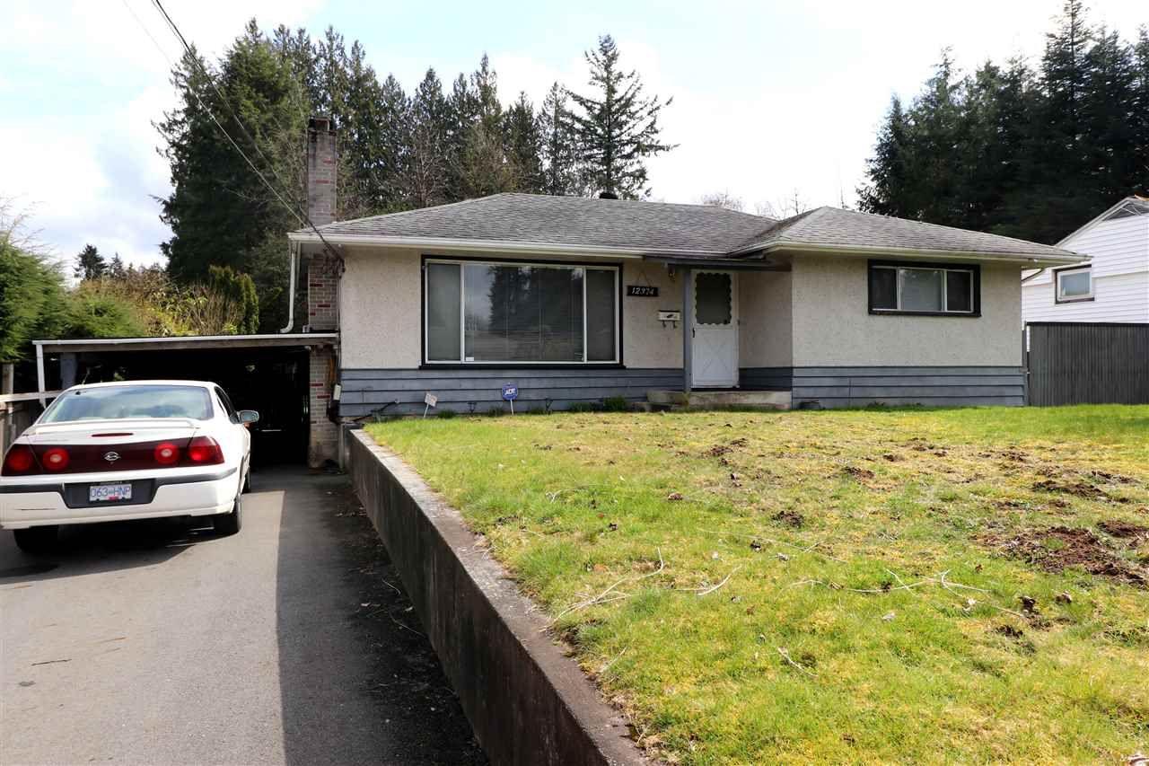 Main Photo: 12374 DAVISON Street in Maple Ridge: West Central House for sale : MLS®# R2555815
