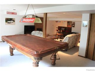 Photo 13: 825 Kilkenny Drive in Winnipeg: Fort Richmond Residential for sale (1K)  : MLS®# 1623586