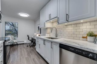 """Photo 5: 306 1250 W 12TH Avenue in Vancouver: Fairview VW Condo for sale in """"Kensington Place"""" (Vancouver West)  : MLS®# R2522792"""