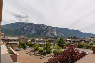"""Photo 1: 308 1211 VILLAGE GREEN Way in Squamish: Downtown SQ Condo for sale in """"ROCKCLIFF"""" : MLS®# R2595030"""