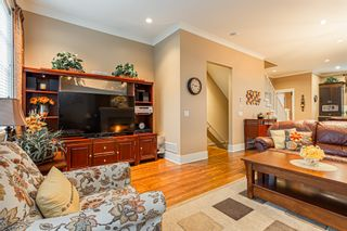 """Photo 5: 313 2580 LANGDON Street in Abbotsford: Abbotsford West Townhouse for sale in """"THE BROWNSTONES ON THE PARK"""" : MLS®# R2440240"""