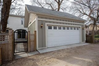 Photo 20: 649 Viscount Place in Winnipeg: East Fort Garry Residential for sale (1J)  : MLS®# 1910251