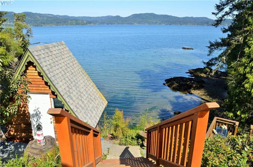 Main Photo: 25 Seagirt Rd in SOOKE: Sk East Sooke House for sale (Sooke)  : MLS®# 811468