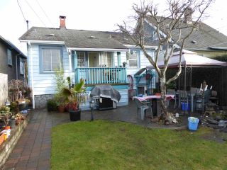 Photo 20: 2779 NANAIMO Street in Vancouver: Grandview VE House for sale (Vancouver East)  : MLS®# R2023376
