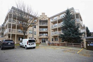 Photo 2: 107 17511 98A Avenue in Edmonton: Zone 20 Condo for sale : MLS®# E4235325