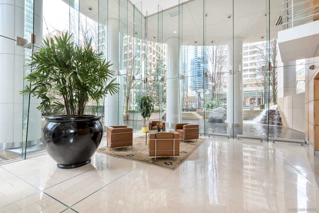 Main Photo: 2704 1200 ALBERNI STREET in Vancouver: West End VW Condo for sale (Vancouver West)  : MLS®# R2519364