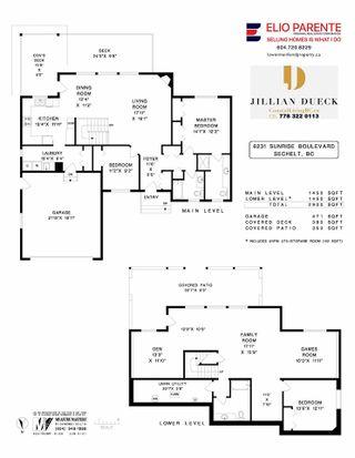 Photo 40: 6231 SUNRISE Boulevard in Sechelt: Sechelt District House for sale (Sunshine Coast)  : MLS®# R2589501