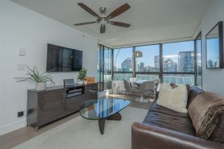 """Photo 2: 1305 938 SMITHE Street in Vancouver: Downtown VW Condo for sale in """"ELECTRIC AVENUE"""" (Vancouver West)  : MLS®# R2491413"""