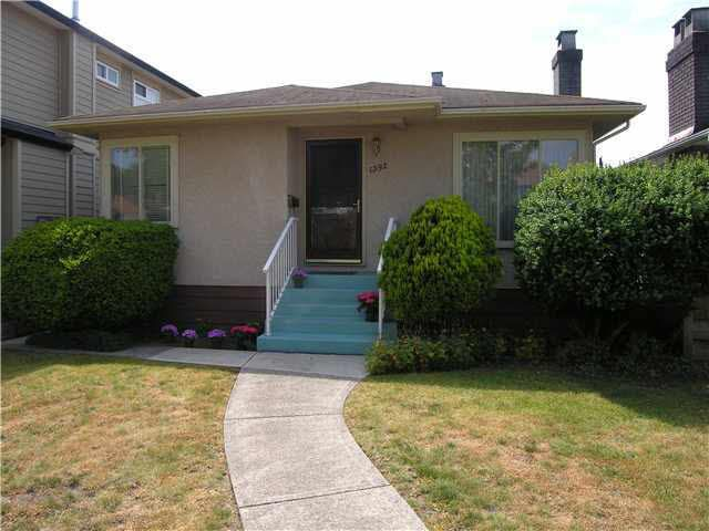 Main Photo: 1592 W 64TH AVENUE in : S.W. Marine House for sale : MLS®# V843232