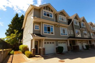 """Main Photo: 3298 CLERMONT Mews in Vancouver: Champlain Heights Townhouse for sale in """"BORDEAUX AT CHAMPLAIN GARDENS"""" (Vancouver East)  : MLS®# R2283189"""