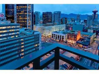Photo 1: 2304 788 RICHARDS Street in Vancouver West: Downtown VW Home for sale ()  : MLS®# V926163