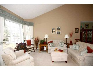 Photo 3: 37 CANOE Circle SW: Airdrie Residential Detached Single Family for sale : MLS®# C3561541