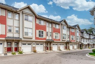 Main Photo: 254 NEW BRIGHTON Row SE in Calgary: New Brighton Row/Townhouse for sale : MLS®# A1026063