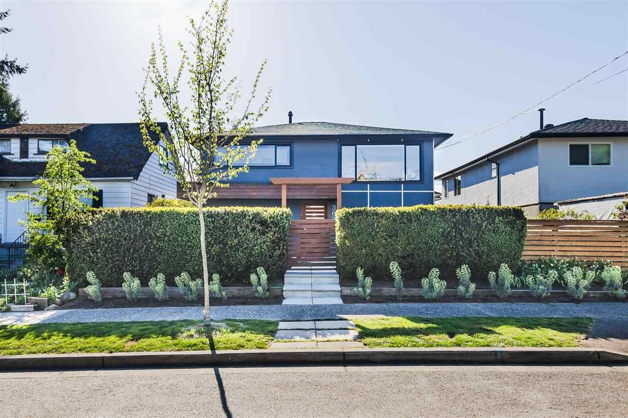 Main Photo: 3631 ST. CATHERINES STREET in Vancouver: Fraser VE House for sale (Vancouver East)  : MLS®# R2574795