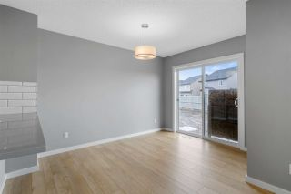 Photo 15: 7376 CHIVERS Crescent in Edmonton: Zone 55 House Half Duplex for sale : MLS®# E4235237