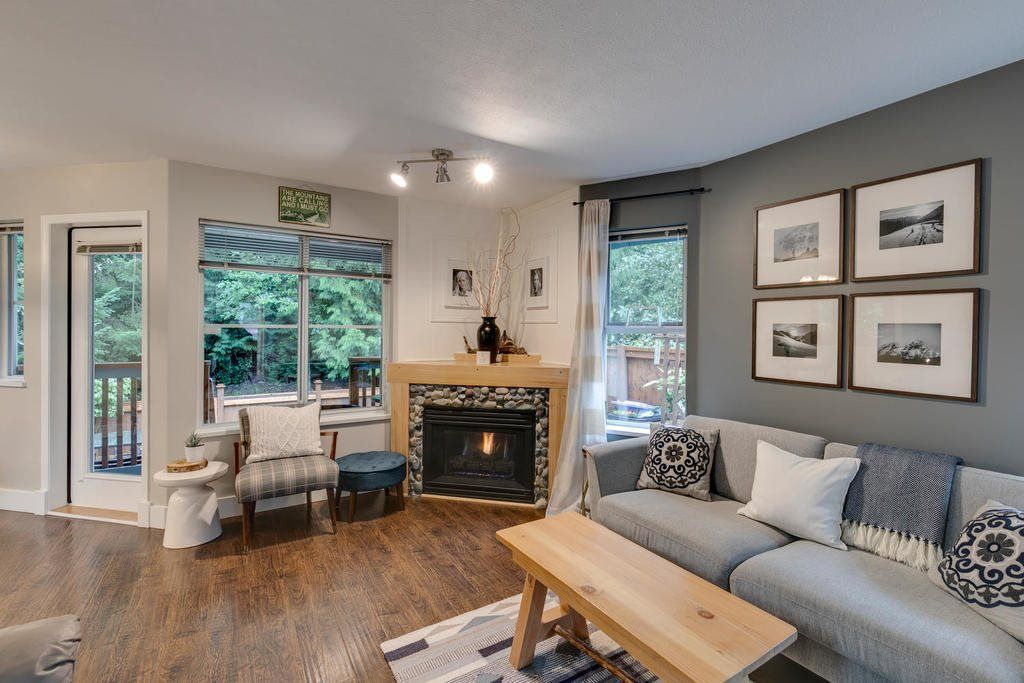 """Main Photo: 5 38247 WESTWAY Avenue in Squamish: Valleycliffe Townhouse for sale in """"Creekside"""" : MLS®# R2307517"""