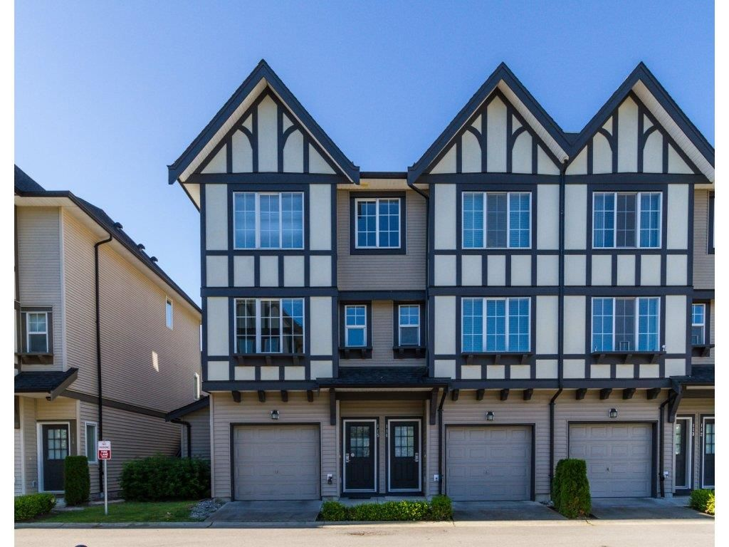 "Main Photo: 115 20875 80 Avenue in Langley: Willoughby Heights Townhouse for sale in ""PEPPERWOOD"" : MLS®# R2094825"