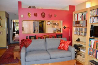 "Photo 4: 102 1665 ARBUTUS Street in Vancouver: Kitsilano Condo for sale in ""THE BEACHES"" (Vancouver West)  : MLS®# R2353969"
