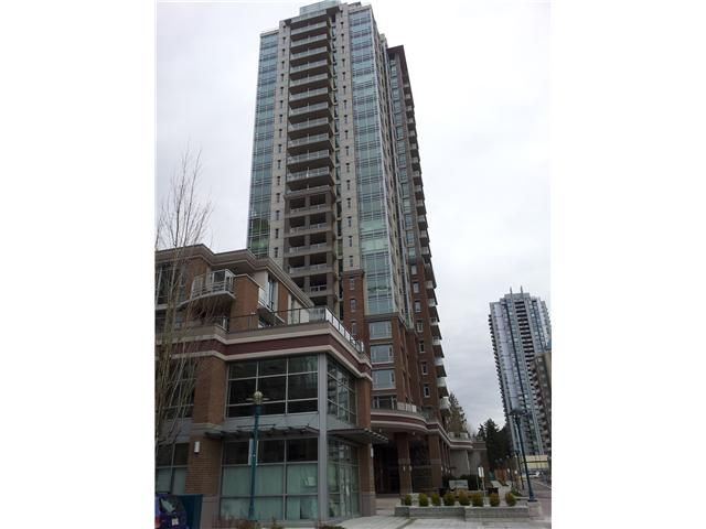 Main Photo: 2603 1155 THE HIGH Street in Coquitlam: North Coquitlam Condo for sale : MLS®# V928693