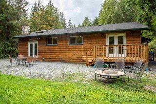Photo 28: 11268 280 Street in Maple Ridge: Whonnock House for sale : MLS®# R2503883
