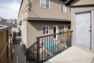 Photo 28:  in Calgary: Winston Heights/Mountview Row/Townhouse for sale : MLS®# A1105103