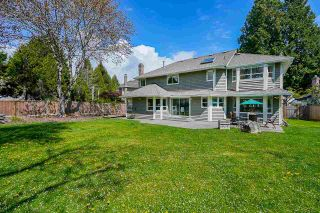 """Photo 31: 2317 150B Street in Surrey: Sunnyside Park Surrey House for sale in """"Meridian Area"""" (South Surrey White Rock)  : MLS®# R2593318"""