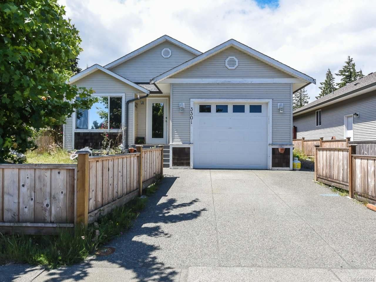 Main Photo: 3301 8TH STREET in CUMBERLAND: CV Cumberland House for sale (Comox Valley)  : MLS®# 790048