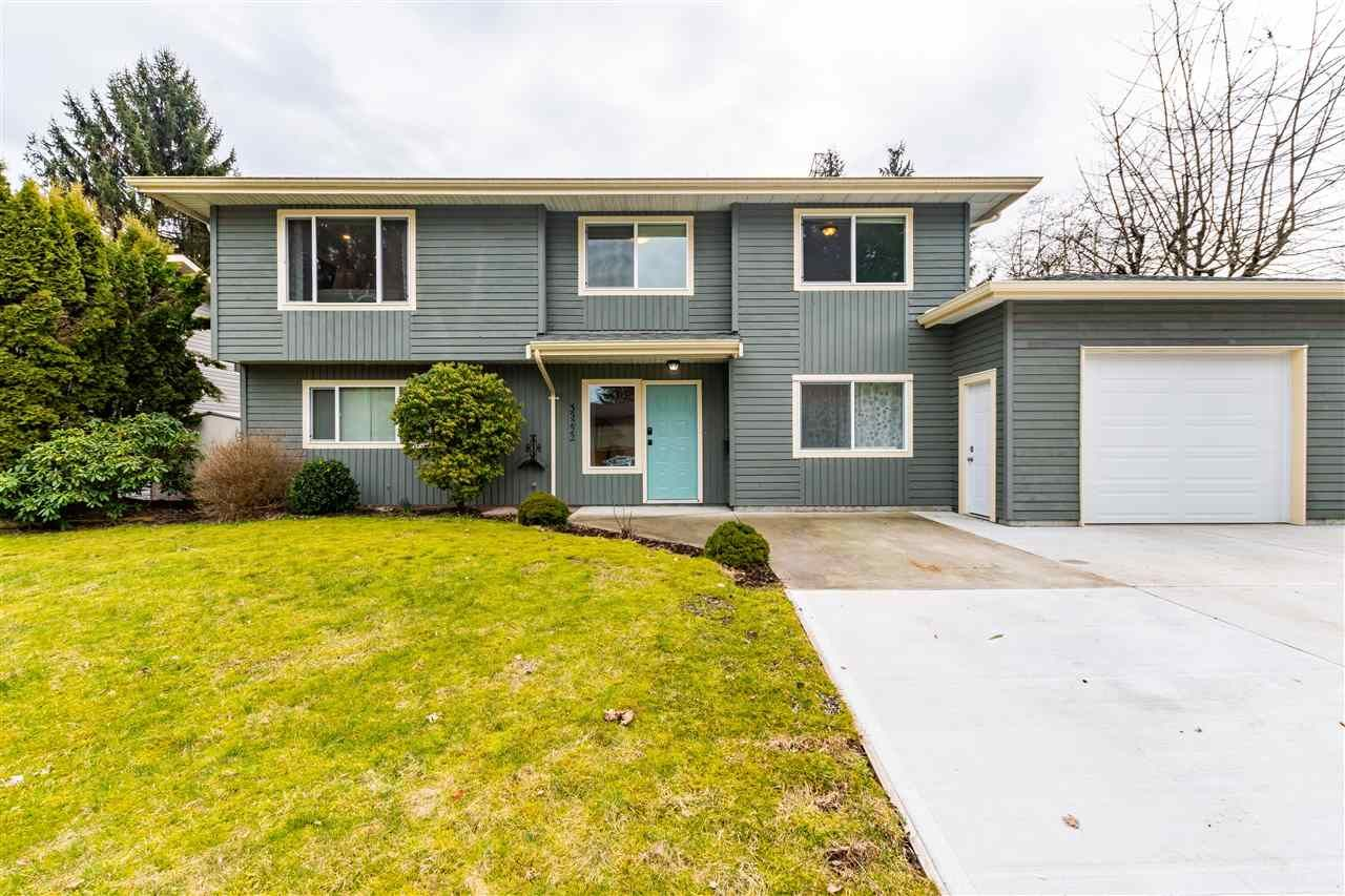 Main Photo: 35222 WELLS GRAY Avenue: House for sale in Abbotsford: MLS®# R2545450