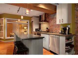 Photo 2: 410 1178 Hamilton in Vancouver: Yaletown Condo for sale (Vancouver West)  : MLS®# V988369